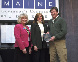 Maine Excellence in Tourism Accommodations Award
